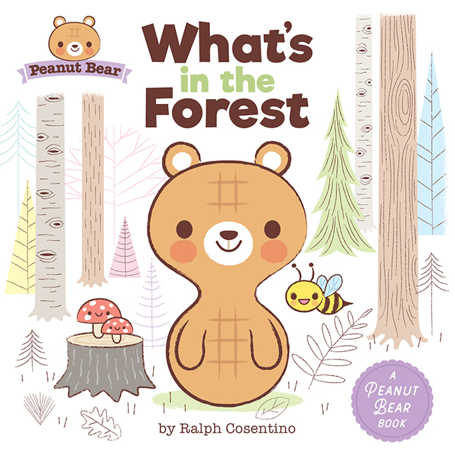 What's in the Forest? Storybook – Fall 2018