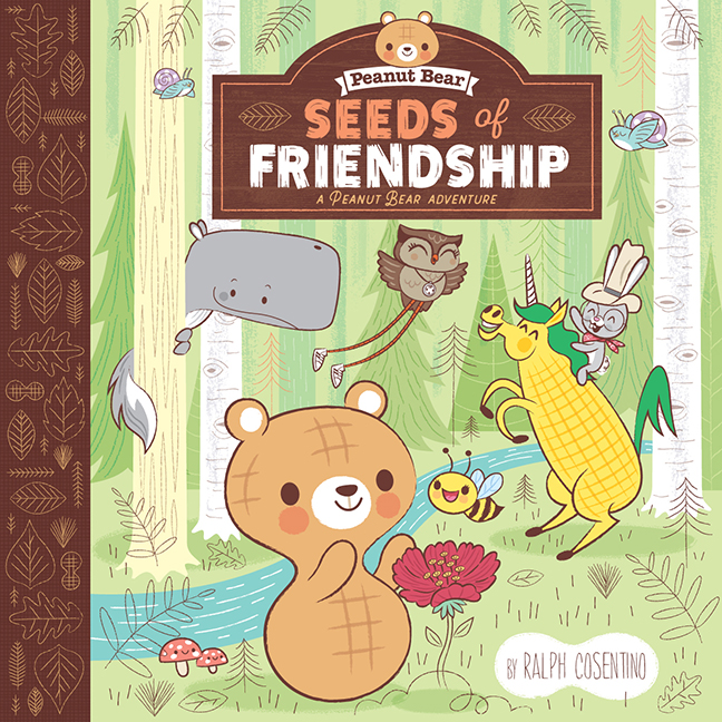 Seeds of Friendship Storybook – Fall 2018