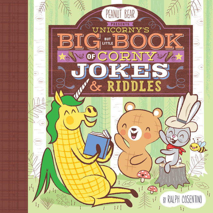Unicorny Big Book of Jokes