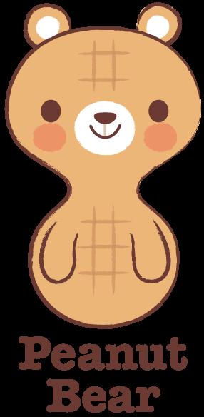 Peanut Bear
